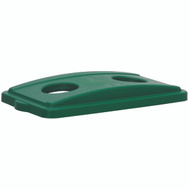 Continental Commercial 7316GN Wall Hugger Green Rcycllid For 8322