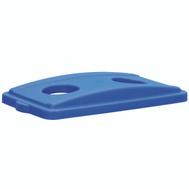 Continental Commercial 7316BL Wall Hugger Blue Recyllid For 8322
