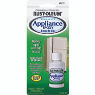 Rust-Oleum 203000 Specialty White Appliance Touch Up Paint