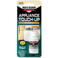Rust-Oleum 203001 Specialty Almond Appliance Touch Up 0.6 Ounce Jars