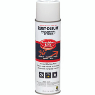 Rust-Oleum 203030 Industrial Choice White Inverted Precision Line Marking 17 Ounce