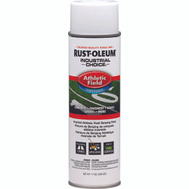 Rust-Oleum 206043 Industrial Choice Athletic Field Inverted Line Striping White 17 Ounce