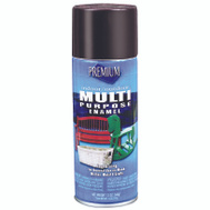 Premium MP1001 Premium Multi Purpose Black Gloss Enamel Spray Paint