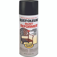 Rust-Oleum 215215 Stops Rust Rust Reformer Spray Black