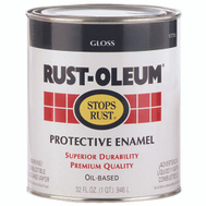 Rust-Oleum 215968 Professional Flat White High Performance VOC 400 Gallon Alkyd Enamel
