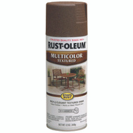 Rust-Oleum 223523 Stops Rust Autumn Brown Multicolor Textured Spray