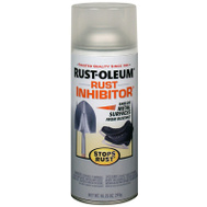 Rust-Oleum 224284 Stops Rust Clear Semi Gloss Rust Inhibitor Spray