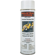 Rust-Oleum 1691838 Industrial Choice White Inverted Striping 18 Ounce