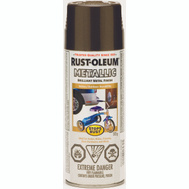 Rust-Oleum 242692 Stops Rust Paint Spray Met Dark Brz 312G