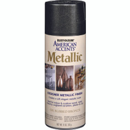 Rust-Oleum 243898 American Accents Metallic Oil Rubbed Bronze