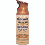 Rust-Oleum 247567 Universal Copper Hammered Spray Paint