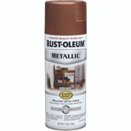 Rust-Oleum 248637 Stops Rust Vintage Copper Metallic Spray Paint