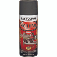 Rust-Oleum 248903 Auto Coatings Flat Black High Heat 020066186296