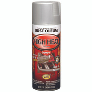 Rust-Oleum 248904 Auto Coatings Flat Aluminum High Heat Spray