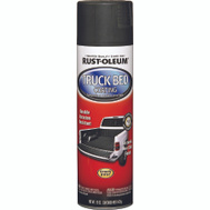 Rust-Oleum 248914 Auto Coatings Black Truck Bed Textured Coating Spray 15 Ounce