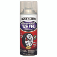 Rust-Oleum 248929 Auto Coatings Clear High Performance Wheel Coating Spray