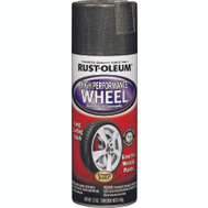 Rust-Oleum 248930 Auto Coatings Wheel Flat Graphite 11 Ounce Spray