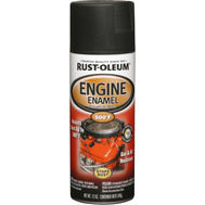 Rust-Oleum 248936 Auto Coatings Semi Gloss Black Engine Enamel Spray