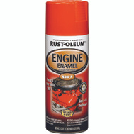 Rust-Oleum 248941 Auto Coatings Paint Spray Chevy Orange 12 Ounce