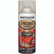 Rust-Oleum 248944 Auto Coatings Clear Engine Enamel Spray