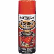 Rust-Oleum 248947 Auto Coatings Chevrolet Red Orange Engine Enamel Spray
