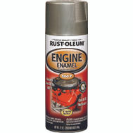 Rust-Oleum 248949 Auto Coatings Aluminum Semi-Gloss Engine Enamel Spray