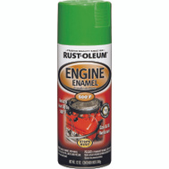 Rust-Oleum 248951 Auto Coatings Grabber Green Engine Enamel Spray