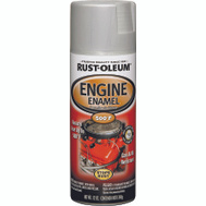 Rust-Oleum 248953 Auto Coatings Cast Coat Aluminum Engine Enamel Spray