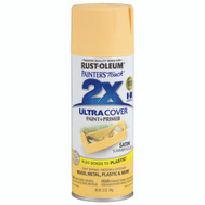 Rust-Oleum 249064 Painters Touch Spray Paint Satin Summersquash