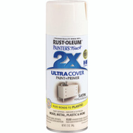 Rust-Oleum 249076 Painters Touch 2X Heirloom White Satin Ultra Cover Spray
