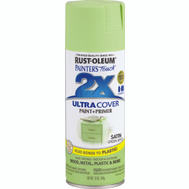 Rust-Oleum 249077 Painters Touch 2X Green Apple Satin Ultra Cover Spray