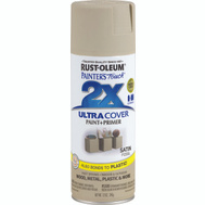 Rust-Oleum 249080 Painters Touch 2X Ultra Cover Paint + Primer Fossil Satin Spray