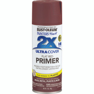 Rust-Oleum 249086 Painters Touch 2X Ultra Cover Paint + Primer Red Primer Spray