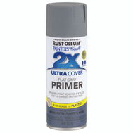 Rust-Oleum 249088 Painters Touch 2X Gray Primer Ultra Cover 2X Primer Spray