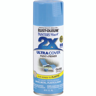 Rust-Oleum 249093 Painters Touch 2X Spa Blue Gloss Ultra Cover Spray