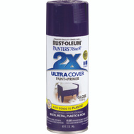 Rust-Oleum 249097 Painters Touch 2X Purple Gloss Ultra Cover Spray