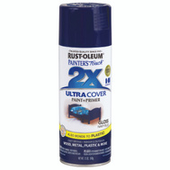 Rust-Oleum 249098 Painters Touch 2X Navy Blue Gloss Ultra Cover Spray