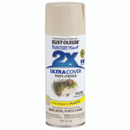 Rust-Oleum 249099 Painters Touch 2X Navajo White Gloss Ultra Cover Spray