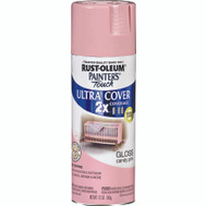 Rust-Oleum 249119 Painters Touch 2X Ultra Cover Paint + Primer Candy Pink Gloss Spray