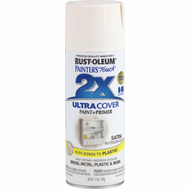 Rust-Oleum 249843 Painters Touch 2X Ultra Cover Paint + Primer Blossom White Satin Spray