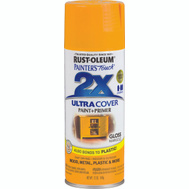 Rust-Oleum 249862 Painters Touch 2X Marigold Gloss Ultra Cover Spray