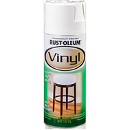 Rust-Oleum 1911830 Specialty White Vinyl & Fabric Spray