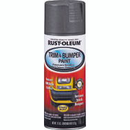 Rust-Oleum 251574 Auto Coatings Trim & Bumper Paint Black Matte