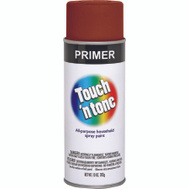 Rust-Oleum 253562 Touch n Tone Red Oxide Multi Purpose Spray Primer 10 Ounce