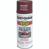 Rust-Oleum 2067830 Auto Coatings Flat Red Automotive Primer 12 Ounce Spray