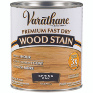 Varathane 262004 Stain Wood Int Spring Oak Qt