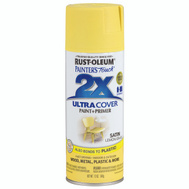 Rust-Oleum 263148 Painters Touch Spray Paint Satin Lemon Grass