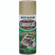 Rust-Oleum 263653 Specialty Sand Camouflage Spray Paint
