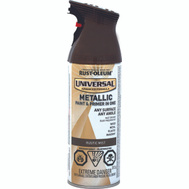 Rust-Oleum 264658 Universal Any Surface Any Angle Rustic Mist Metallic 11 Ounce Spray