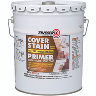 Zinsser 271450 Cover Stain Primer Sealer Oil Based 5 Gallon
